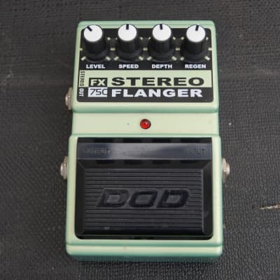 DOD FX75C Stereo Flanger for sale