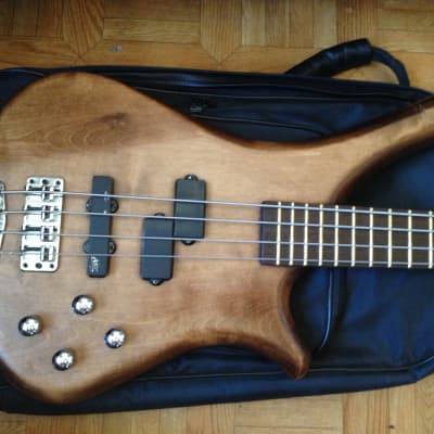 90's 1994 Warwick Fortress Bass Germany Rare with original bag for sale