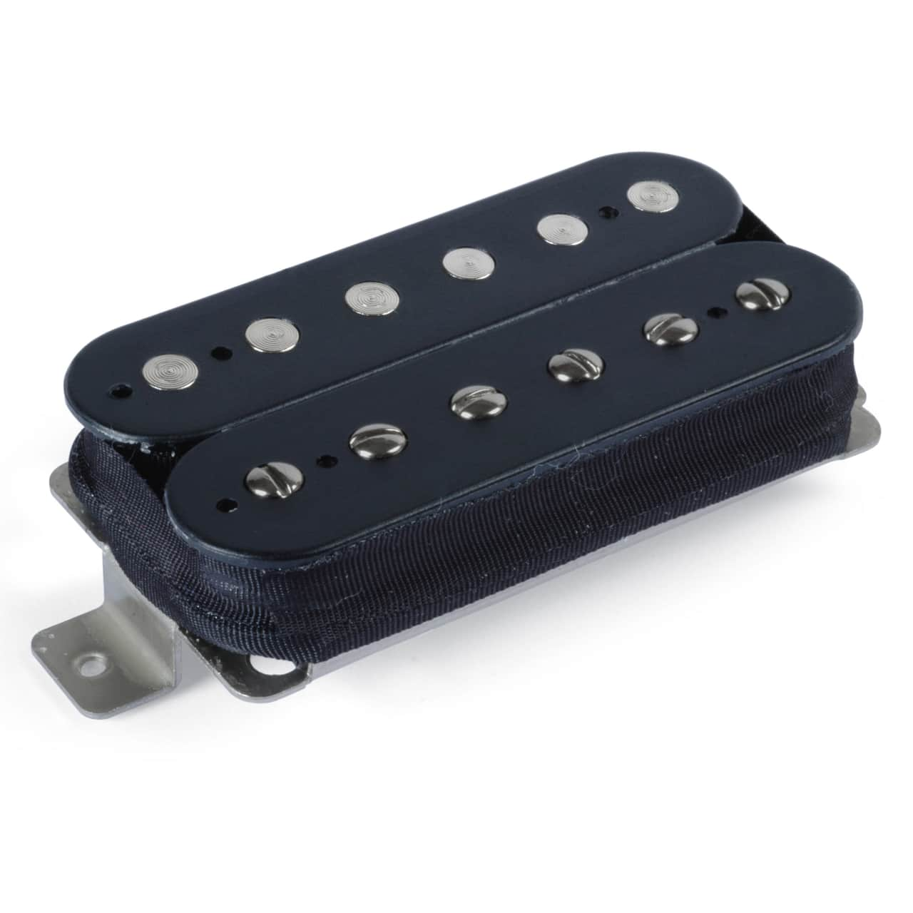 golden age overwound humbuckers  black exposed coils