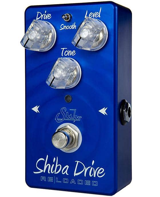 suhr shiba drive reloaded overdrive guitar effects pedal reverb. Black Bedroom Furniture Sets. Home Design Ideas