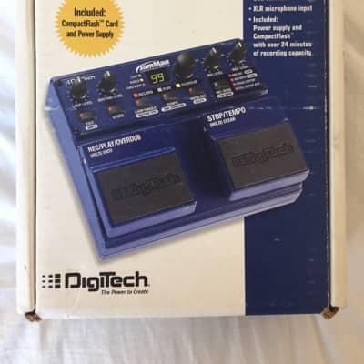 Digitech JamMan Looper Phrase Sampler Original!