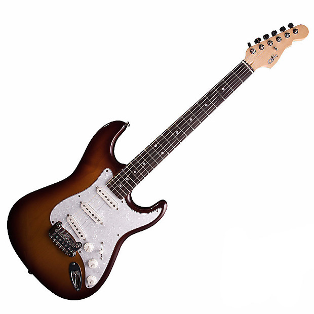 g l usa legacy electric guitar tobacco sunburst old reverb. Black Bedroom Furniture Sets. Home Design Ideas