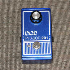DOD DOD Phasor 201 Analog Phase Shift Reissue Blue