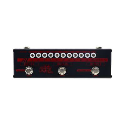 Valeton MES-3 Dapper Dark Mini - Mini High Gain Effects Strip