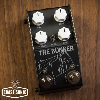 Thorpy FX The Bunker Overdrive