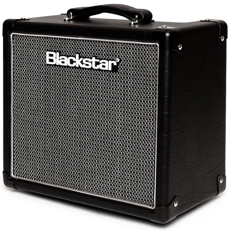 blackstar ht 1r mkii tube guitar combo amplifier reverb. Black Bedroom Furniture Sets. Home Design Ideas