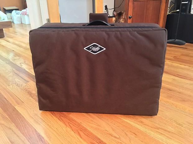 Case Clamshell Fenders : Studio slips custom clamshell case for fender deluxe