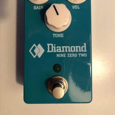 Diamond Nine Zero Two