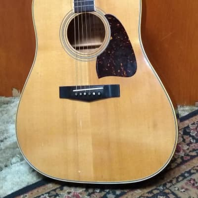 VINTAGE TAMA TW-07 DREADNOUGHT 1978 RARE /Martin D-18 clone for sale