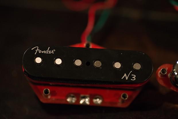fender noiseless n3 telecaster pickup set reverb. Black Bedroom Furniture Sets. Home Design Ideas