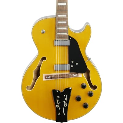 Ibanez GB10EM-AA George Benson Signature Antique Amber 2020