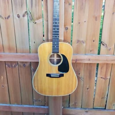 1967 Martin D-28 Flattop Acoustic Guitar 1 Owner Great Sounding Brazillian Beauty