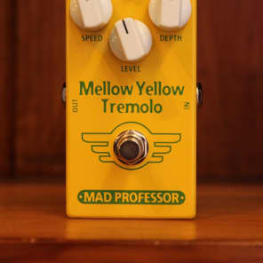 Mad Professor Mellow Yellow Tremolo Pedal for sale