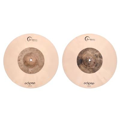 """Dream Cymbals 15"""" Eclipse Series Hi-Hat Cymbals (Pair)"""