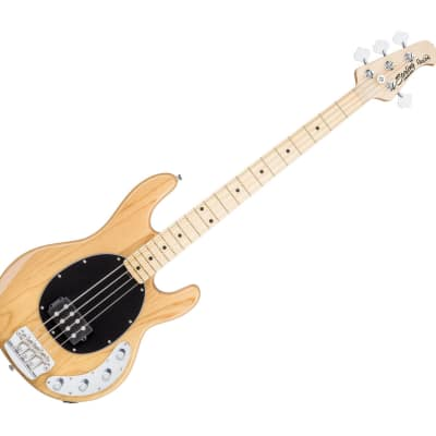 Sterling by Music Man RAY34-NT StingRay in Ashwood Natural - Used for sale