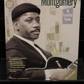 Best of Wes Montgomery Guitar Signature Licks Softcover w/CD | Reverb
