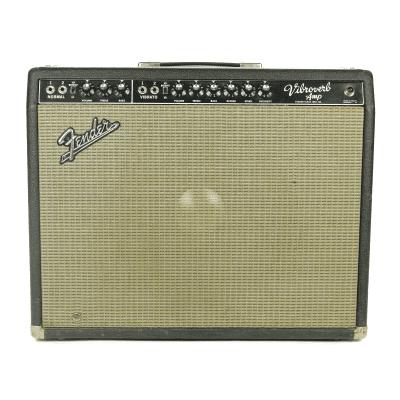 "Fender Vibrolux Reverb 2-Channel 35-Watt 1x12"" Guitar Combo 1970 - 1980"