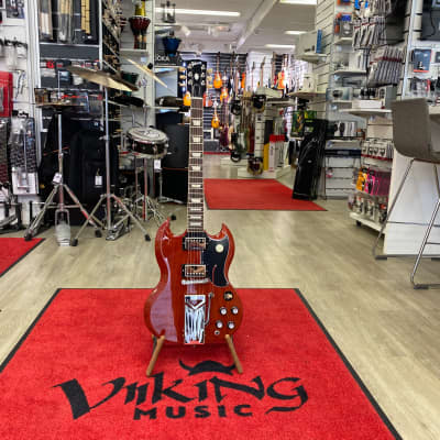 Gibson SG Standard '61 with Sideways Vibrola 2020