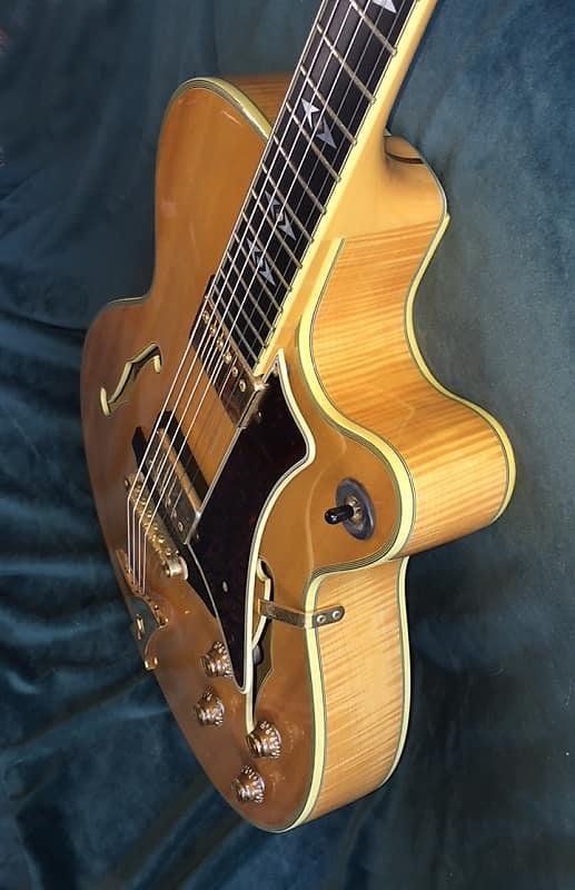 barrington at 2 george gruhn signature archtop jazz guitar reverb. Black Bedroom Furniture Sets. Home Design Ideas