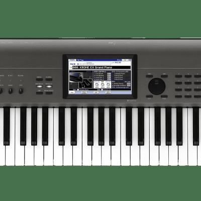 Korg Krome EX 73-key Music Workstation Keyboard KROME73EX