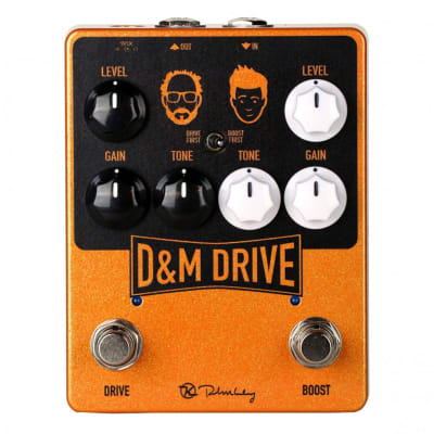 Keeley D&M Drive - Used