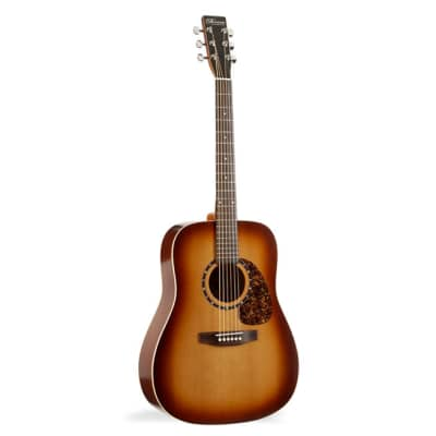 Norman B18 Protege Acoustic Guitar - Tobacco Burst for sale