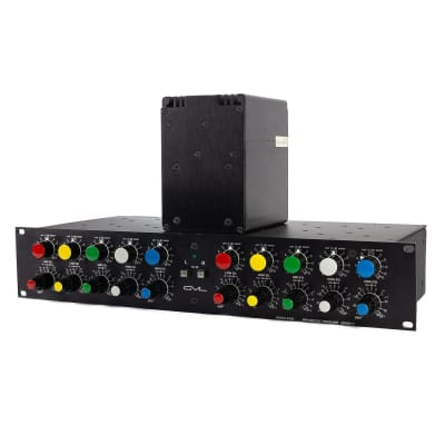 GML 8200 Series II 2-Channel Parametric Equalizer with Power Supply
