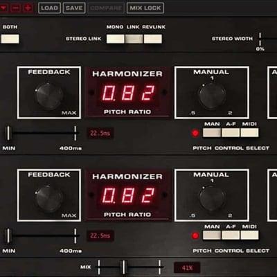 Eventide H910 Bundle Pitch Shift Harmonizer w/ MIDI Keybrd