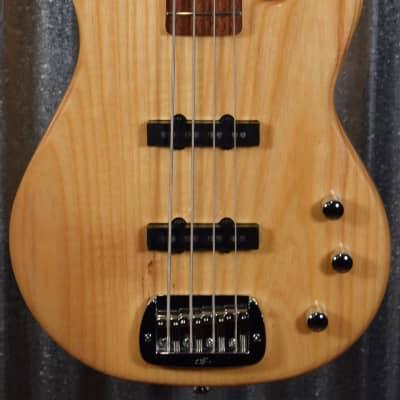 G&L Tribute JB-2 4 String Modern Jazz Bass Natural JB2 #6776 Used