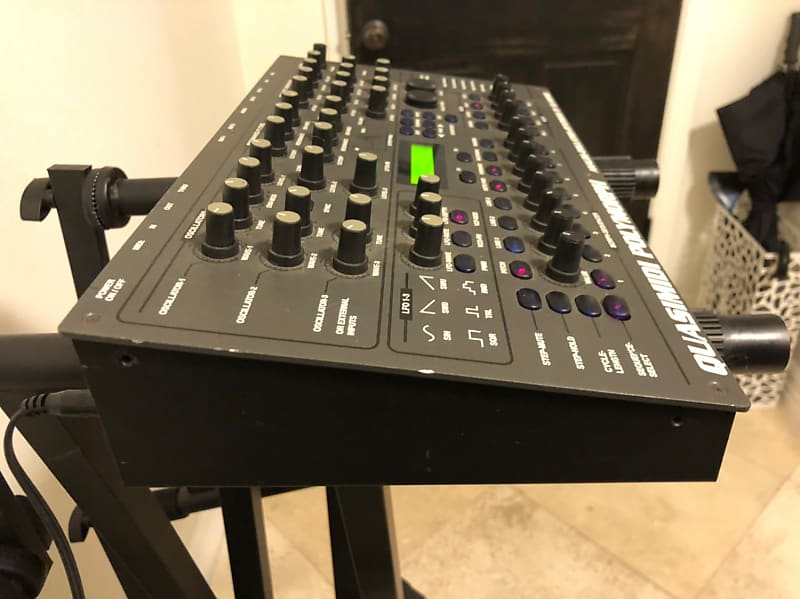 quasimidi polymorph synthesizer j s garage sale reverb. Black Bedroom Furniture Sets. Home Design Ideas