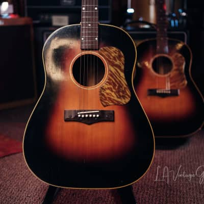 National 1954 1155 Acoustic Guitar - Owners Personal Guitar for sale