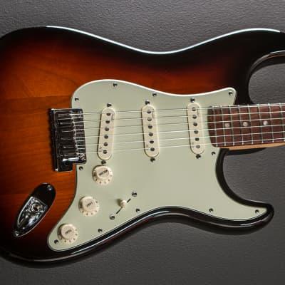 Fender American Deluxe Strat 2011