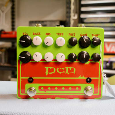 DCD - Dual Channel Distortion - Green Red