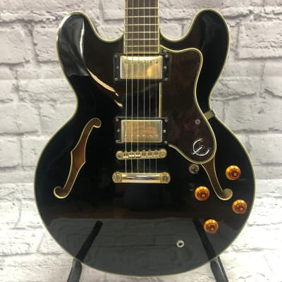 2010 Epiphone Sheraton II Semi-Hollow Guitar w/ Case for sale