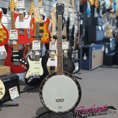 Rover RB-25 Student Series 5 String Resonator Banjo with Gig Bag for sale