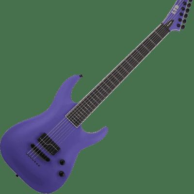ESP LTD SC-607B 1 Hum Stephen Carpenter Signature 2019 Purple Satin for sale