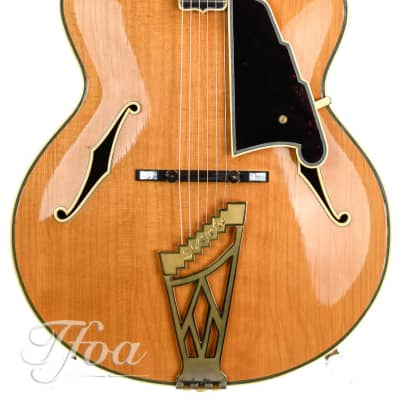 D'Angelico New Yorker II 18 inch Made by Jim Triggs Early 90s for sale
