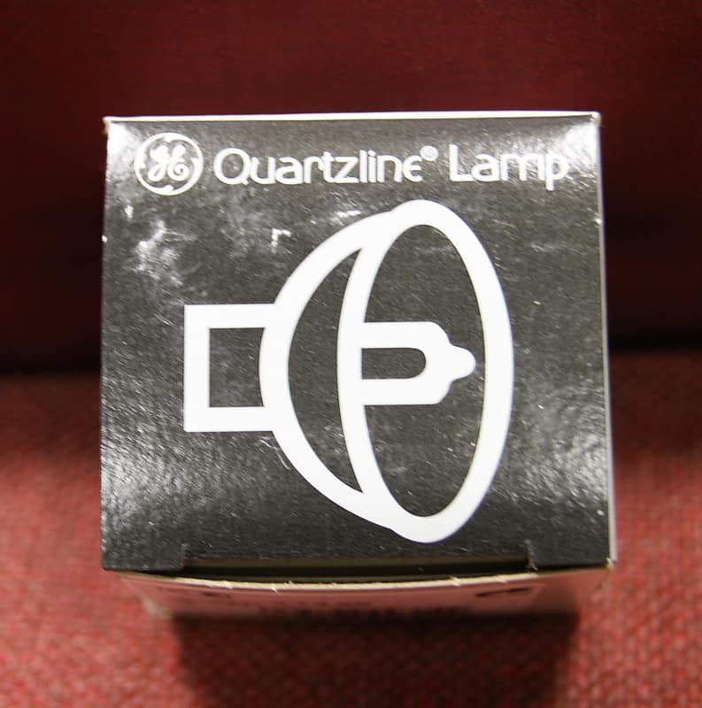 GENERAL ELECTRIC ELC 24V 250W lamp quartzline