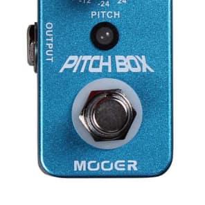 Mooer Audio Pitch Box Harmony / Pitch Shifting pedal