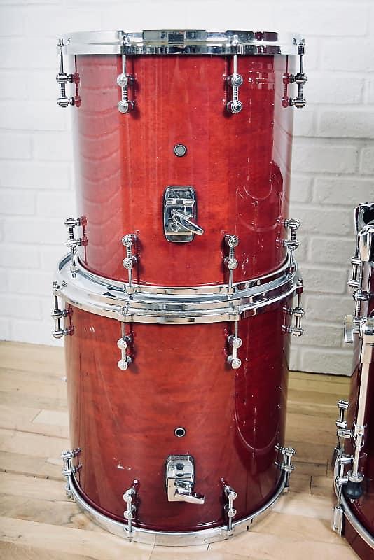 gretsch new classic 5 piece drum set kit excellent drums for reverb. Black Bedroom Furniture Sets. Home Design Ideas