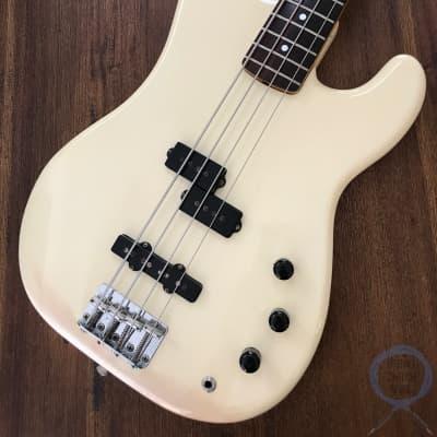 Fender Jazz Bass, Special, P/J, Vintage White, 1984 Vintage for sale