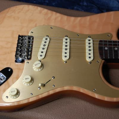 NEW! Fender Rarities Series Quilt Maple American Original '60s Stratocaster Authorized Dealer SAVE!