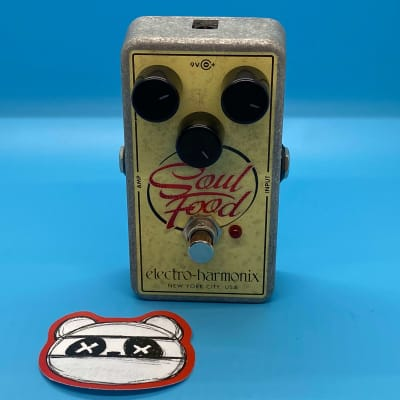 Electro-Harmonix Soul Food Overdrive | Fast Free Shipping!