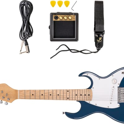 J. Reynolds Mini Electric Guitar Prelude Pack - Mini Stratocaster for sale