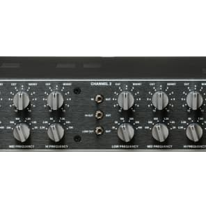 A-Designs Audio Hammer 2 Dual Channel Tube EQ