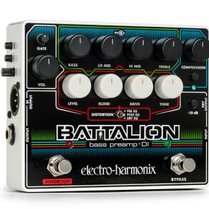 Electro Harmonix Battalion Bass Preamp and DI for sale