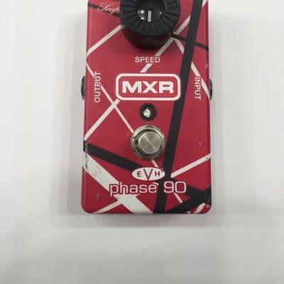 MXR Dunlop EVH-90 Phase 90 Eddie Van Halen Phaser Shifter Guitar Effect Pedal