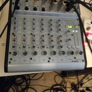 Alesis MultiMix 8 USB 8-Channel Mixer