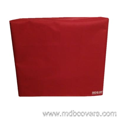 Fender Rumble 25 v3 Poly-Canvas Amp Cover Red