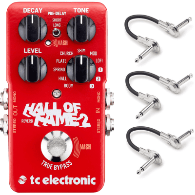 TC Electronic Hall of Fame 2 Reverb Pedal! image